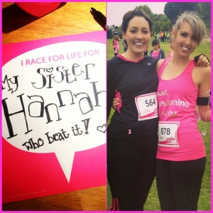 5K Cancer Research UK Race For Life, Tunbridge Wells