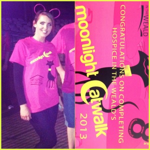 8 Mile Hospice In The Weald Tunbridge Wells Moonlight Catwalk