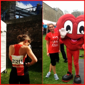 British Heart Foundation Tower of London 10K