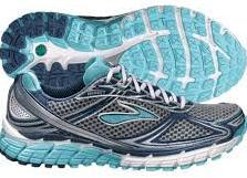 Brooks Ladies Ghost 5 trainers