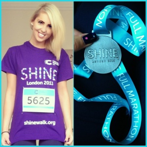 Cancer Research UK Shine London Marathon