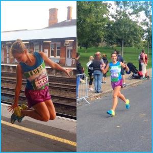 Finsbury Park 10K run