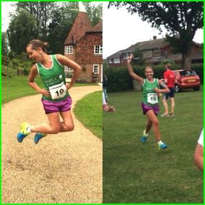 Staplehurst 10K run