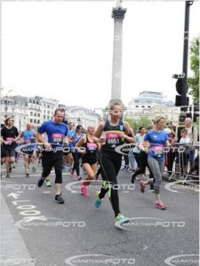 Vitality London 10000 running event