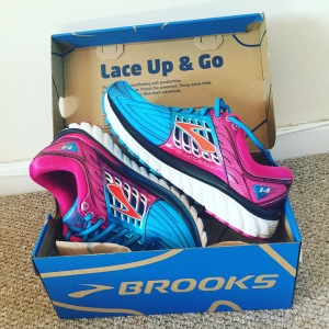 Brooks Glycerin running trainers