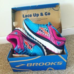Brooks Glycerin running trainers