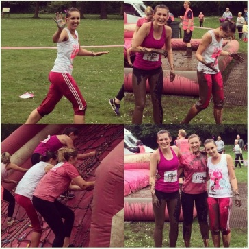 Race for Life Pretty Muddy 2016
