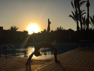 yoga Marrakech