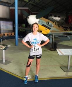 Spitfire 10k run