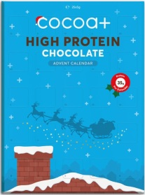 Cocoa+ high protein advent calendar