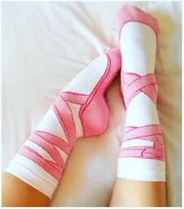 ballet dance socks