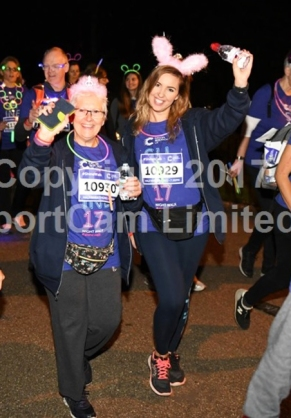 Shine Night Walk Half Marathon