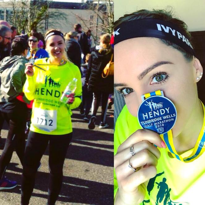 Tunbridge Wells Half Marathon 2018