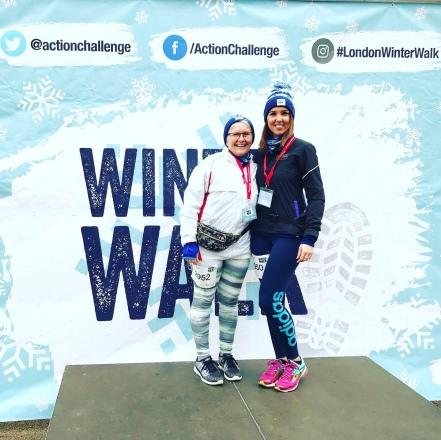 London Winter Walk 2019