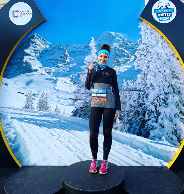 London Winter Run 2019
