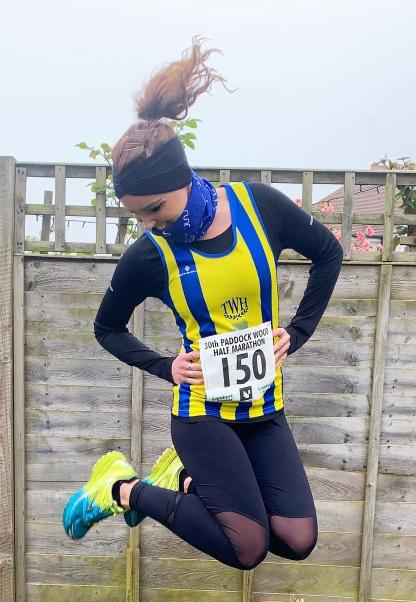 Paddock Wood half marathon