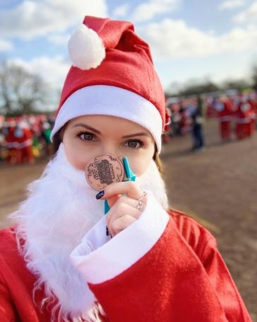 Santa Dash 5K 2018