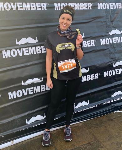 Movember MoRun 10K 2019