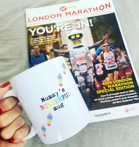 London Marathon You're In 2020